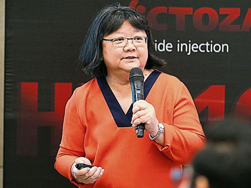 内分泌专科顾问医生陈小平认为,不同的药物治疗选项,有助于不同患者更好地控制糖尿病病情。