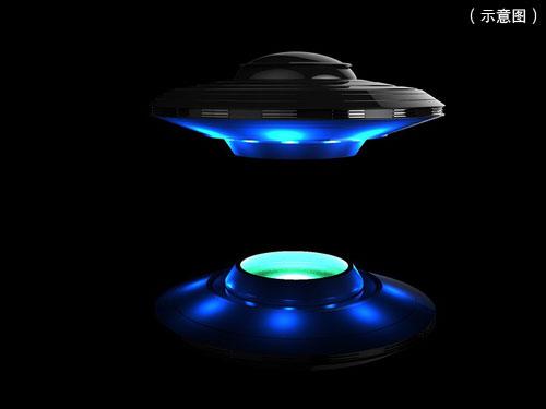 图非当事UFO。