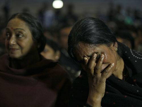 """印度哈里亚纳州首长哈塔尔,指强奸案频发,是因为女性在报复的""""神""""言论,引发争议。"""