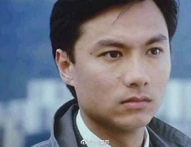 林俊贤曾是香港娱乐圈一线小生。(翻摄自微博)
