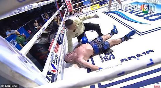 达吉奥遭击倒后昏迷不醒,一周后被医院宣布死亡。(互联网)