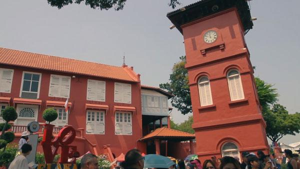 馬六甲旅遊業旺,帶動州內各行業發展。