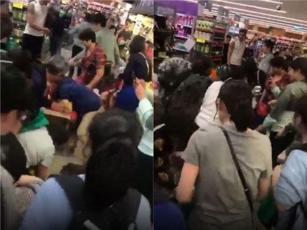 中国大妈大叔,在澳洲疯抢奶粉的场景,纷纷让当地人看傻了眼。