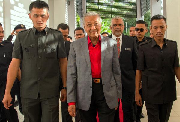 首相敦马哈迪