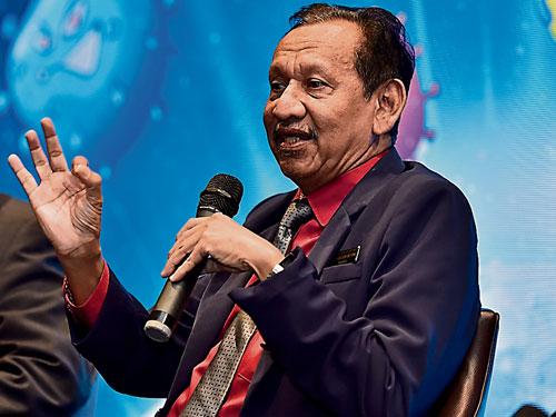 ■马来西亚药剂师协会主席阿拉希认为,药剂师在人类与抗微生物药物耐药性的战役中扮演教育宣导、传达正确用药讯息的关键角色。
