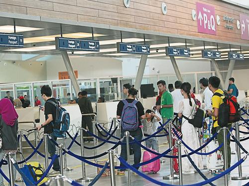 大马机场控股旗下所有机场,于去年客流量创下史上最高纪录。