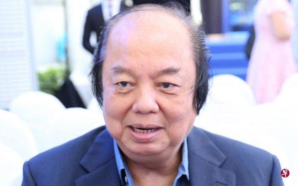 印尼华商翁俊民。