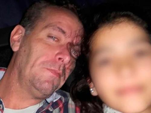 39岁的特利欧菲尼(左)是目前案件中唯一的嫌疑人,但他已在住处上吊身亡。