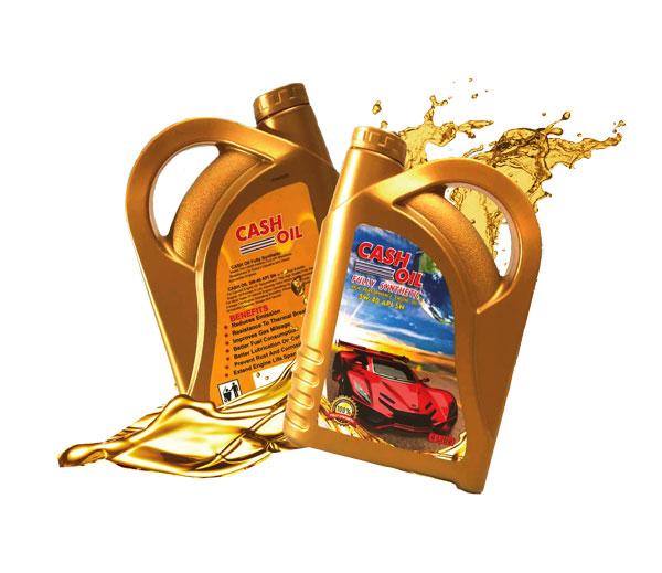 Cash Oil引擎润滑油拥有美国石油协会和厂家ISO 9001的国际标准认 证。