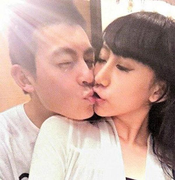 谢芷蕙因与陈冠希交往而打开知名度。