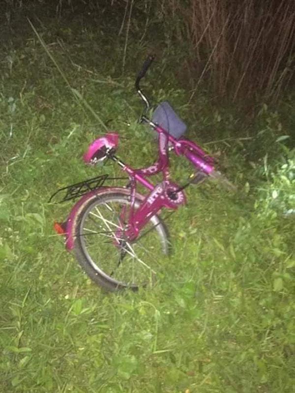 警方較後也尋獲死者的腳車。