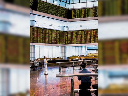 很多投资者结束农历新年假日重返市场,料可带动本周马股向上。