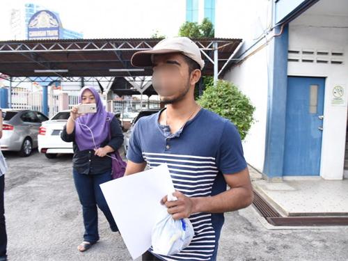 21岁肇祸印裔司机维迪斯,周一(11日)将被控上大山脚法庭。