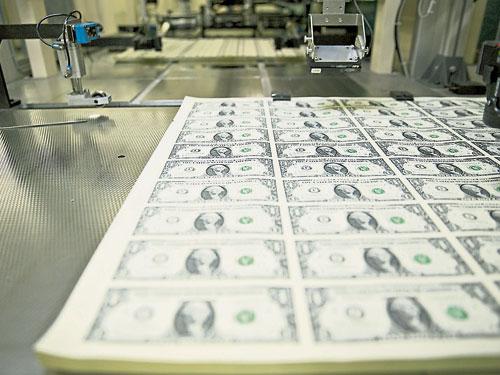 专家认为,美元今年升势不再,亚洲货币料转强。