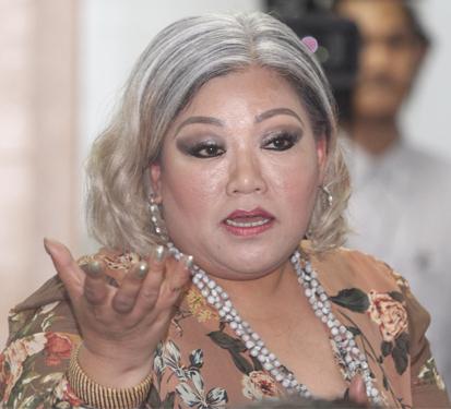 人权律师西蒂卡欣