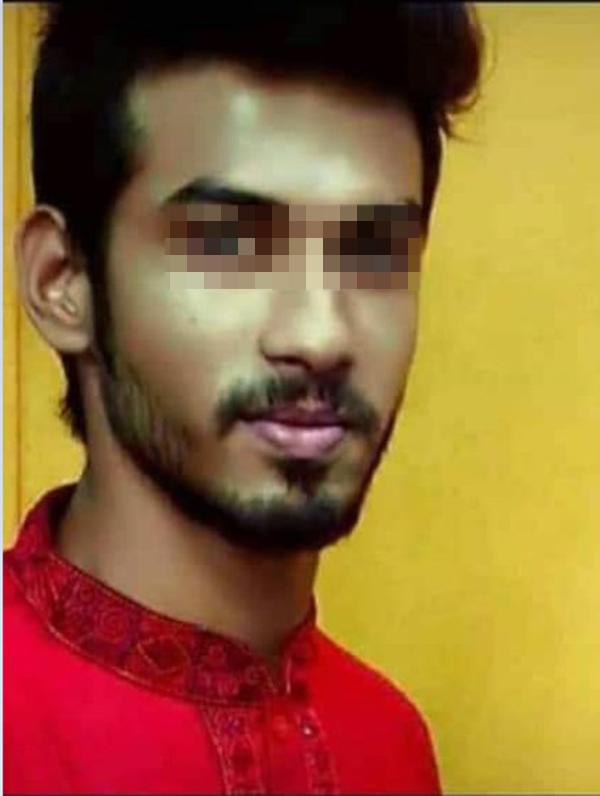 落网的孟加拉籍嫌犯,长相帅气,但却人面兽心。