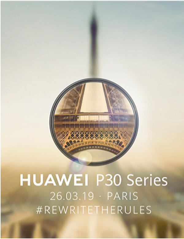 """Huawei将以""""改写规则""""为主题,為大馬消費者带来重大好消息!"""
