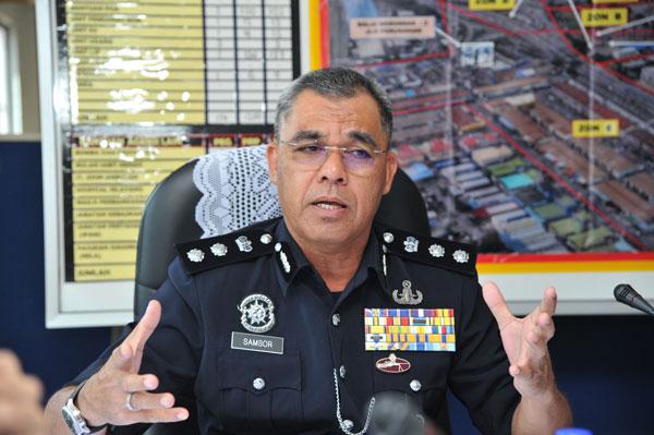 山苏马洛夫:由于双方并没有报警处理,因此警方没有开档调查。