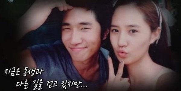"""""""少女时代""""俞利亲哥哥权赫俊(左)被爆是性爱影片群组成员之一。"""