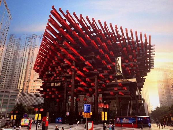 奔跑吧网红,快来国泰艺术中心打卡!