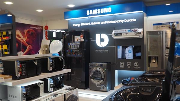 三星品牌專賣店(Samsung Brand Shop)为你提供一站式服务。