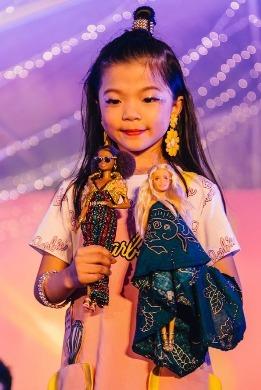 形象百變的芭比,是每個小女孩童年時期的仰慕對象。