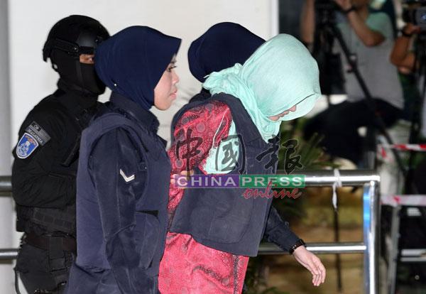 金正男遇刺 最新消息: 段氏向监3年4个月