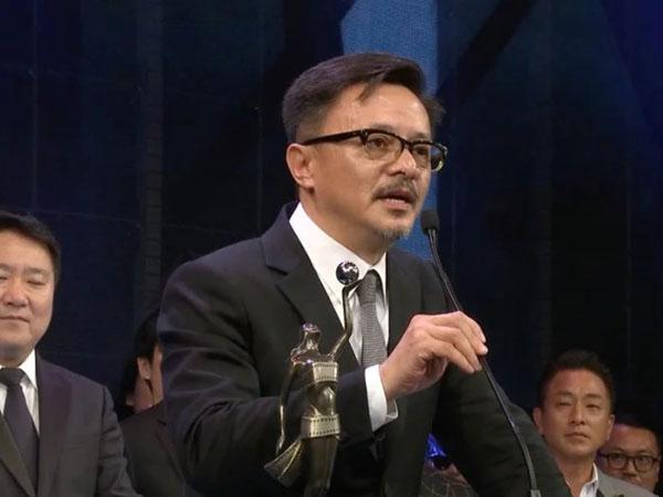 黄斌监制的《无双》在昨晚的金像奖横扫7奖成为大赢家。