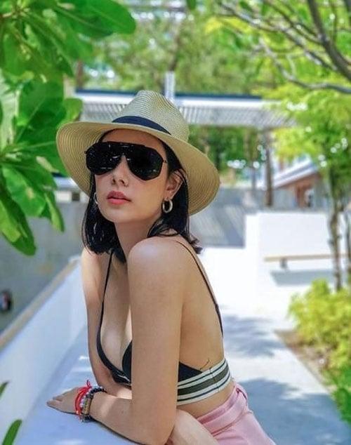 泰國女星IG發佈性感照片,被批太色情!