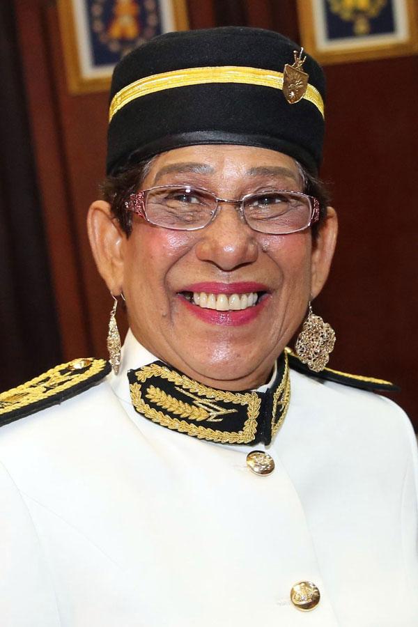 行动党拉杭区州议员玛丽约瑟芬被冻结党籍半年。