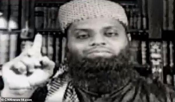 激进伊斯兰教士哈希姆。
