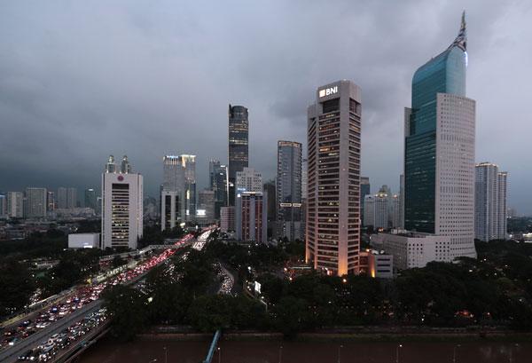 印尼已決定遷換首都,可能耗時10年