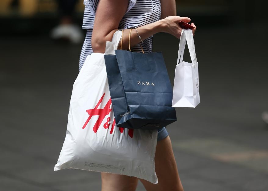 ZARA H&M年内或关400家分店?