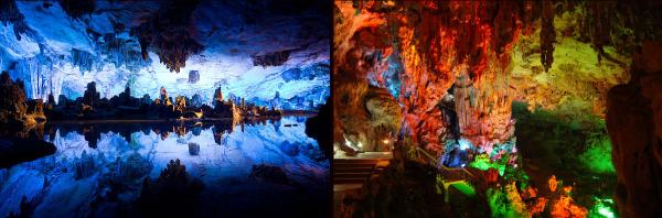 伊岭岩从未让人失望,游过的旅者反馈有惊喜。洞里很大,全程走完1小时 左右。 (图片来源:互联网)