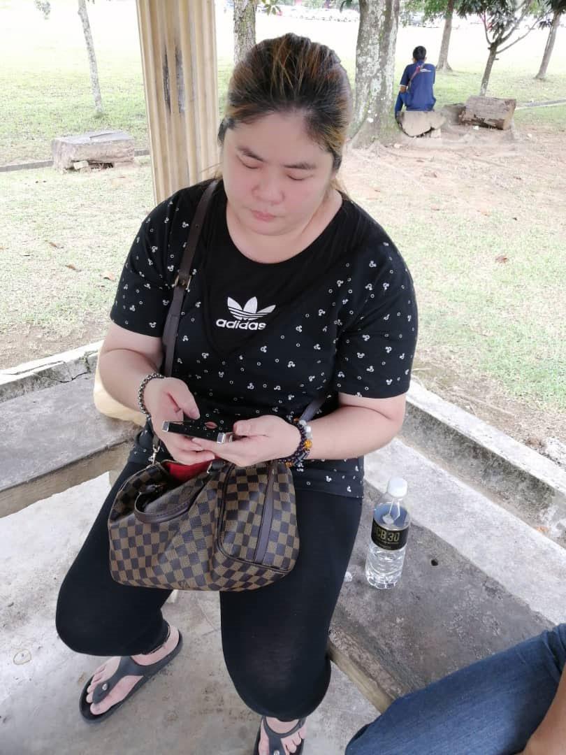 杨秀梅希望目击者到警局报案。
