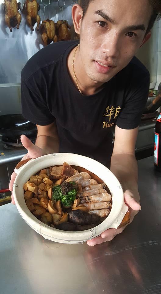 死者罗锦鸿从事饮食业,获公认为努力奋斗的大好青年。