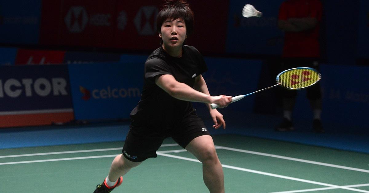 山口茜实力不凡,但却不受日本奥委会看好能够得东奥金牌。 摄影:卢淑敏