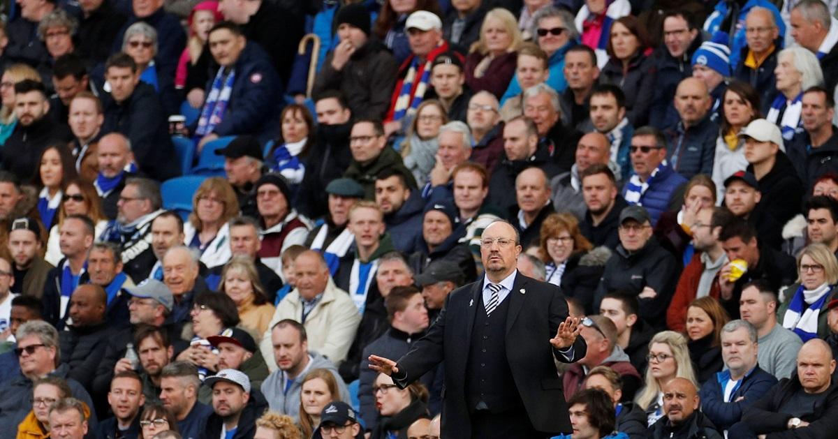 纽卡斯尔主帅贝尼特斯对上旧东家利物浦,别有一番滋味在心头。(路透社)