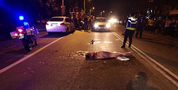 意外的发生,造成14岁中学生当场不治。