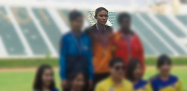 泰国田径赛 七项全能+女800公尺  大马再夺2金