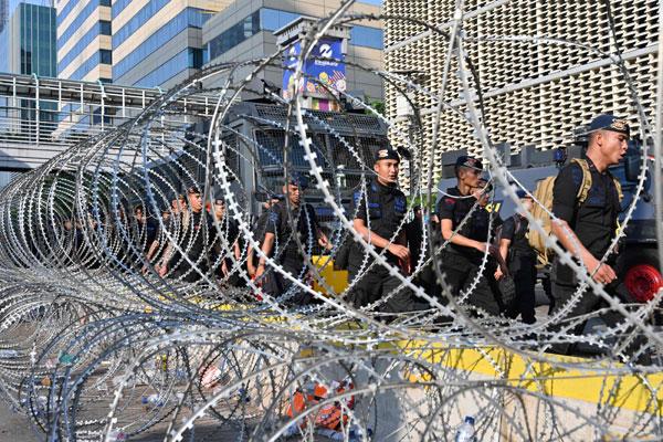 国人受促重新安排行程 避免到印尼出事地点