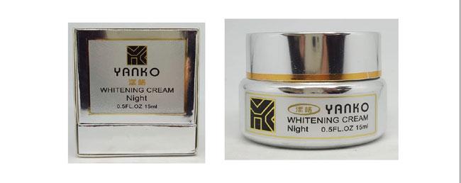 7th Seris Yanko Whitening Cream Night / 维甲酸
