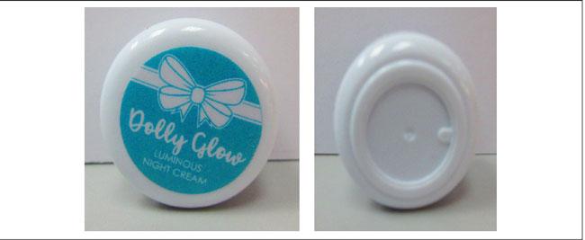 Dolly Glow Luminous Night Cream / 水银