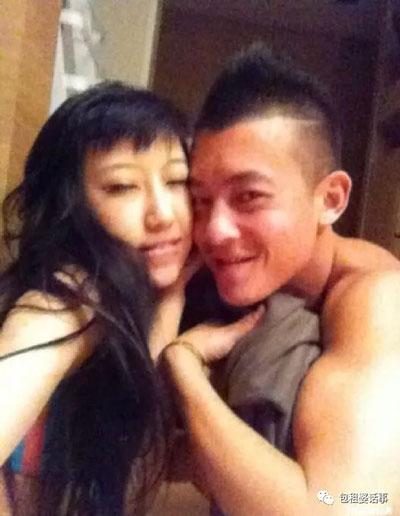 2011年,谢芷蕙与陈冠希相恋的时候还是个高中生,随着两人亲密照流出,陈冠希单方面宣布了分手。