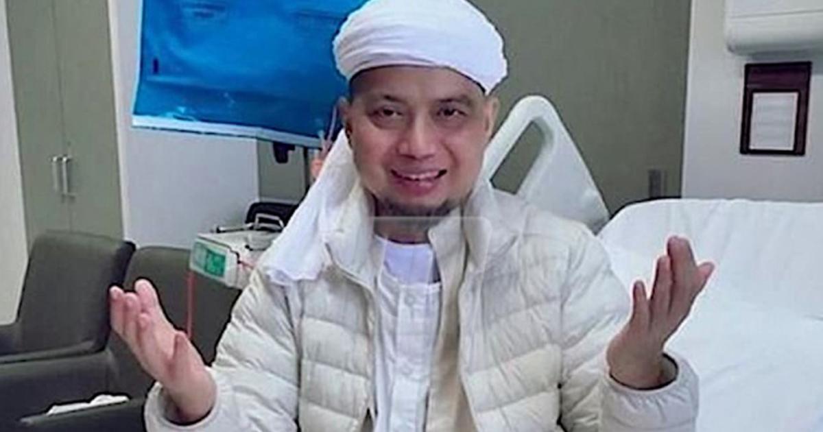印尼籍宗教司阿里芬易含病逝,享年49岁。
