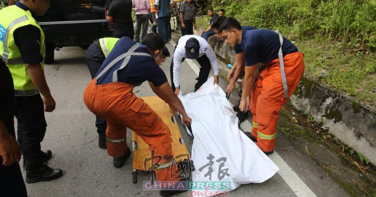 一名男学院生不幸在意外中丧命。