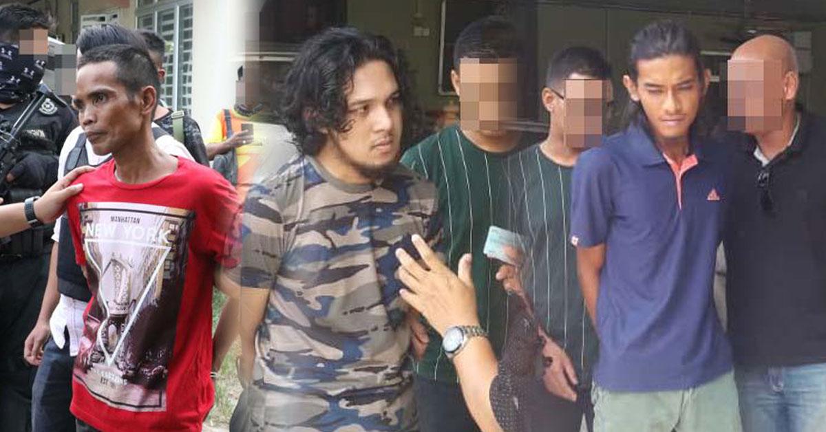 警方反恐组在吉打美农及雪州万津两地,成功逮捕3名恐怖分子。