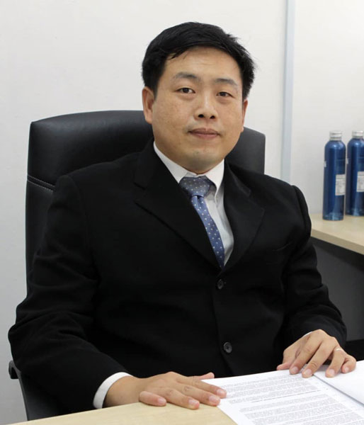 吴健南:若马智礼继续顽固不灵,将报警。