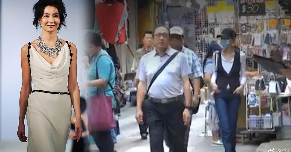 张曼玉贵为国际影后,常现身时尚活动,但她居家平实。