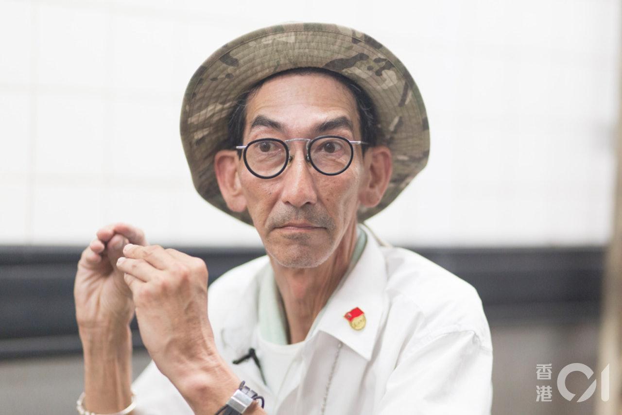 车保罗(Paul)已入行近40年。图/香港01